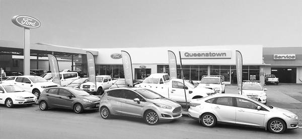 Kelston Ford Queenstown