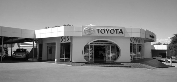 Kelston Toyota Cradock