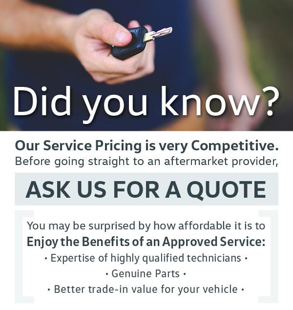 Service Quote